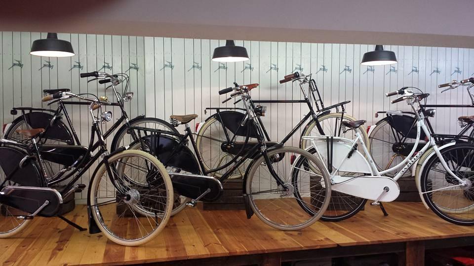 Prêt à Vélo – der Gazelle Spezialist in  Berlin Mitte – umfassendeAuswahl