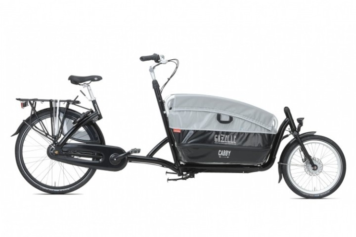 gazelle-cabby-lastenrad-bakfiets-kindertransportrad-neu